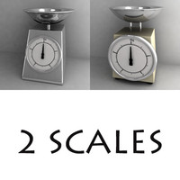 3d dxf scales