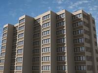 apartment 7 3d model