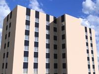 3d model apartment 8