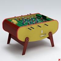 table ball 3d max
