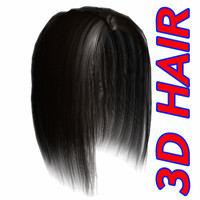 max long hair