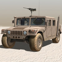 Humvee-Desert Scheme