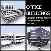 Office Buildings Collection