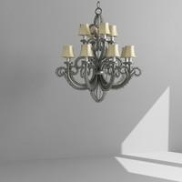 max chandelier lamp
