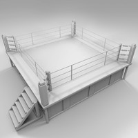 Boxing-Wrestling Ring