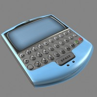 3dsmax cell phone