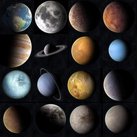Solar System Pack