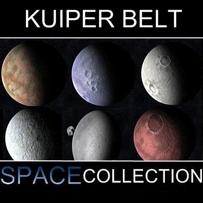 10 Kuiper Belt Dwarf Planets