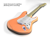 "The Creamsicle 70""s Stratocaster"