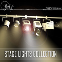 Stage lights - set