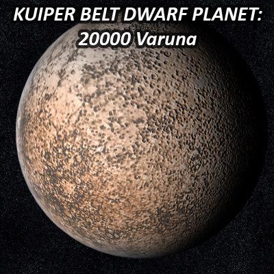 The Planets Dwarf Planet Quaoar  Go Astronomy