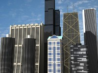 Chicago skyscrapers vol 2