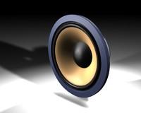 Loudspeaker Woofer