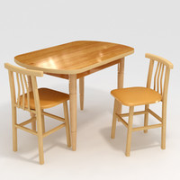 kitchen table chairs max