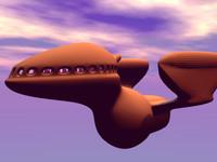 3ds max ufo