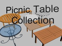 Picnic Table Collection