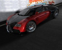 c4d bugatti veyron