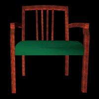 poser modern chair pzchair st