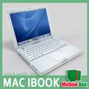 Apple iBook 3D models