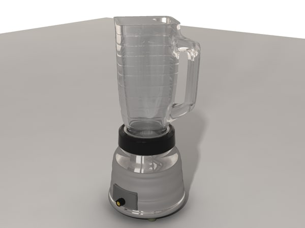 blender 3d max - MIXER.max... by Pouk3D