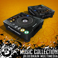 Music - DJ Gear - CDJ1000