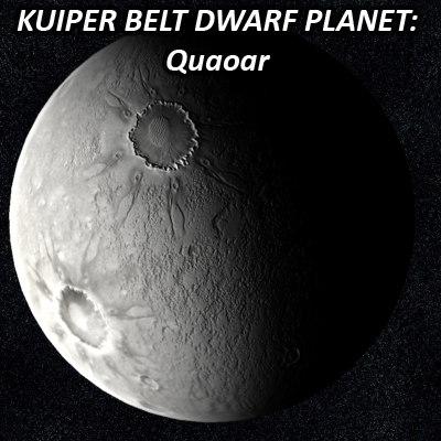 The Dwarf Planet Quaoar  Universe Today