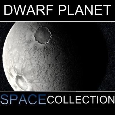Dwarf Planet Quaoar - Pics about space