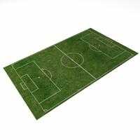 maya soccer field