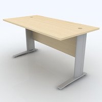 3d table freestanding