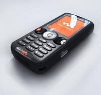 sonyericsson w810c mobile max