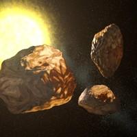 Vulcanoid Asteroid