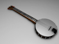 3d banjo
