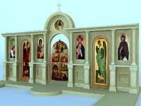 max altar modelled