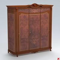 wardrobe cabinet dxf