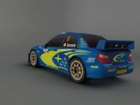 Subaru Impreza WRC 04