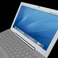 white macbook c4d