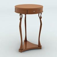 3d toilet table selva