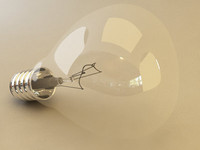 max incandescent light bulb