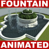 Fountain Animate