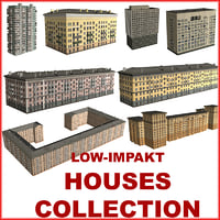 Low-impact Houses Collection