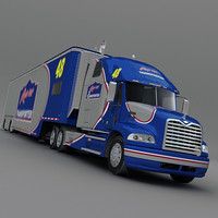 RACE CAR TRANSPORTER 03