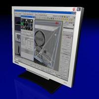 lcd monitor benq fp91gp max