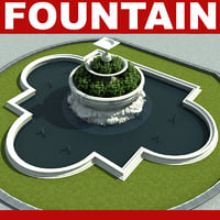 Fountain static