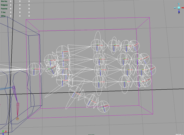 biped animation rig fk 3d model - Complete Bipedal Animation FK/IK rig with teeth, eyes, and... by Shaun Abernathy