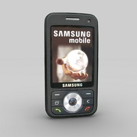 3d mobile phone samsung i450 model