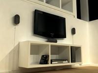 complete tv set max