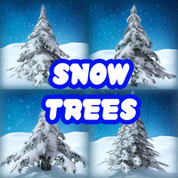 Snow Trees Pack