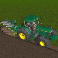 JD 7810 Ploug model.zip