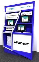 Computer Dispay Cabinet.max