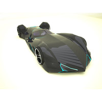 batmobile concept 3d 3ds